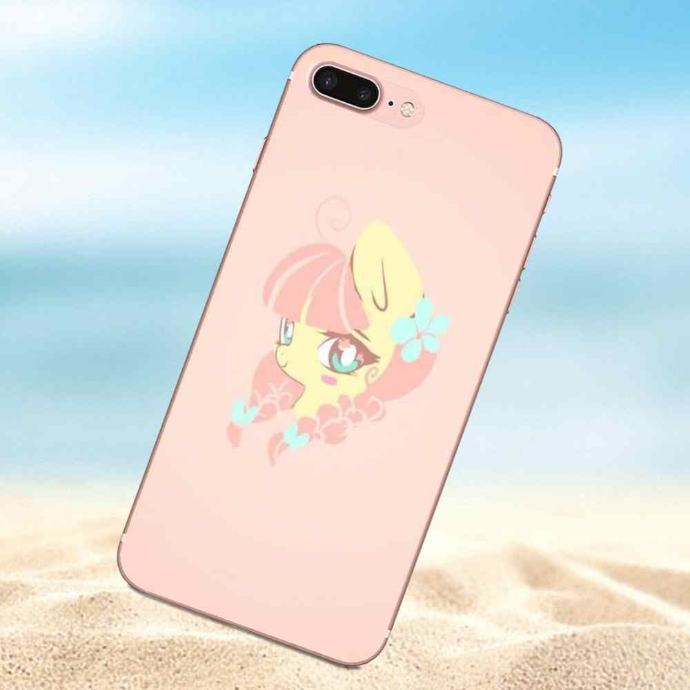 Qdowpz Мультяшном Стиле My Little Pony Для LG G2 G3 мини дух G4 G5 G6 K4 K7 K8 K10 2017 V10 V20 V30 Мягкие Сумки Случаях