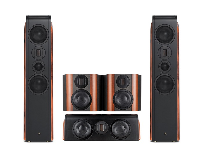 цена на D3.2MKII home theater system D3.2MKII front main channel speaker+D3.2C center speaker + D3.2R surround speaker home theater