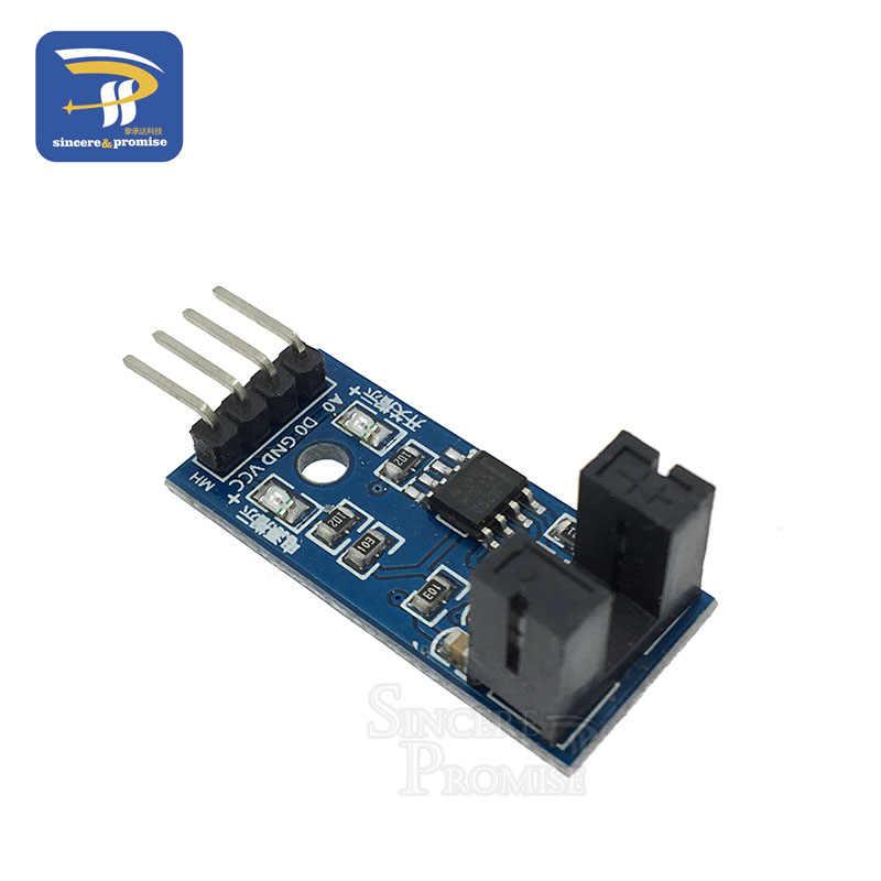 Slot type Optocoupler Module Speed Measuring Sensor for Arduino 3.3V-5V WyHC