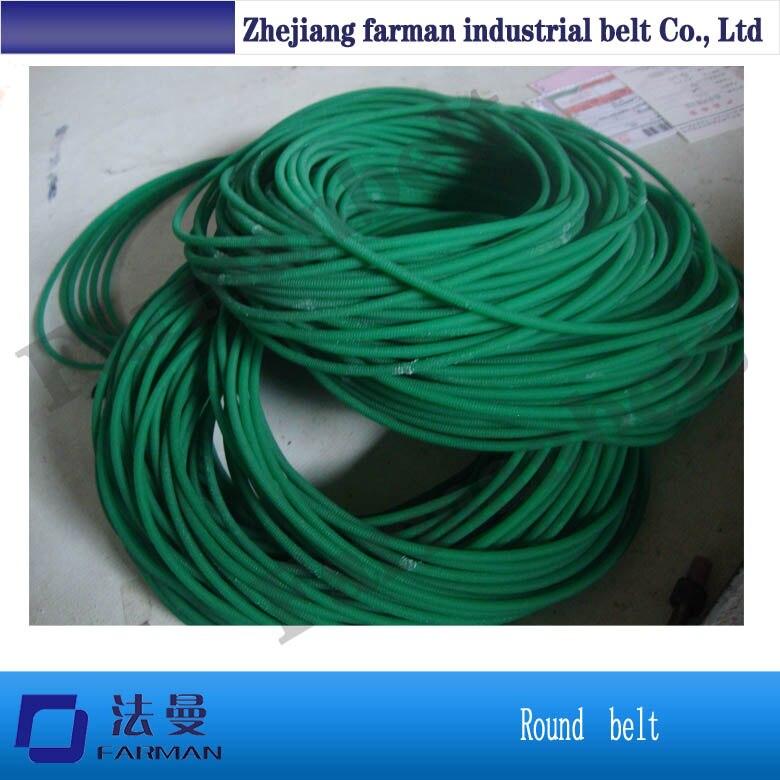 pu round belt, pu belt, conveyor belt contrast pu wide belt