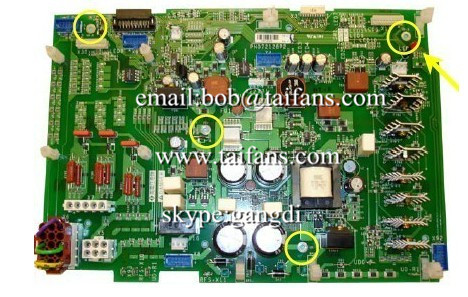 Air Conditioner Parts Air Conditioning Appliance Parts Imported From Abroad Original New Vx5a1hc28n4 Power Board For Atv71 280kw
