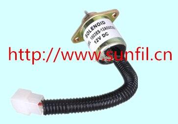 Arresto del combustibile Solenoid1503ES-24A5UC5S, SA-4567-T 24 VArresto del combustibile Solenoid1503ES-24A5UC5S, SA-4567-T 24 V