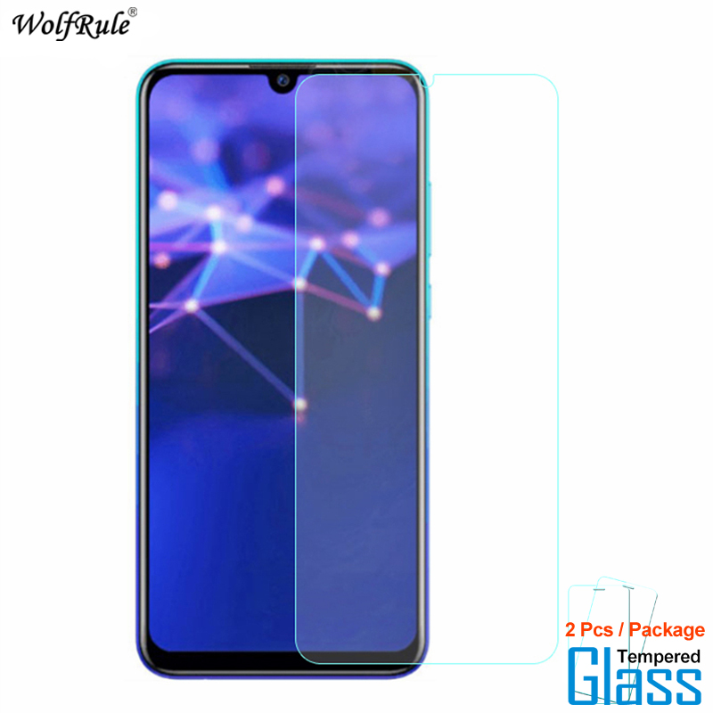 Image 4 - 2Pcs Protective Glass For Huawei Y7 2019 Y9 Prime 2019 Screen Protector Tempered Glass For Huawei P Smart Z Glass Phone Film-in Phone Screen Protectors from Cellphones & Telecommunications