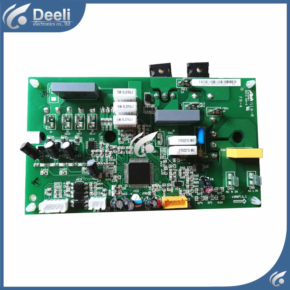 good working for air conditioning Computer board 1359713.B E225587 GS-2 94V-0 used board xilinx fpga development board xilinx spartan 3e xc3s250e evaluation board kit lcd1602 lcd12864 12 modules open3s250e package b