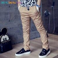2016 Fashion Kids Pants Child Trousers Boys Pants Casual Pants For Boys 100 Cotton Boy Solid