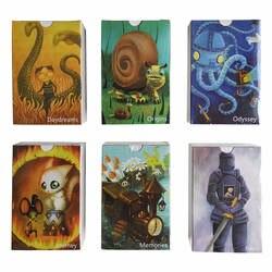 84 карточки английский просто слово Диксит настольные игры Семья вечерние палубная карта игры Мультиплеер настольные игры хорошее