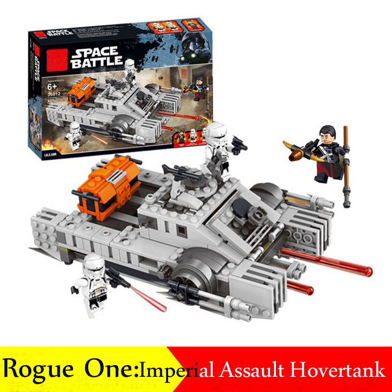 2017 New 35012 Rogue One The Hovertank Building Bricks Blocks Sets Kids toys Compatible with Lepine Starwars 75152 3pcs set imperial hovertank pilot death trooper shoretrooper diy figures starwars superheroes building blocks new kids toys xmas