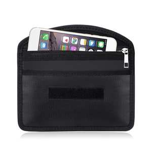 Storage-Bags Product-Holder Package Phone-Organizer Anti-Signal Interference Fireproof