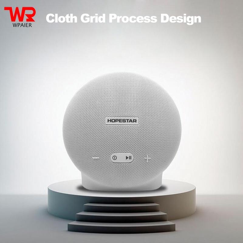 WPAIER HOPESTAR-H21 sans fil Bluetooth haut-parleurs étanche haut-parleur extérieur portable Support audio TF carte/AUX Top qualité