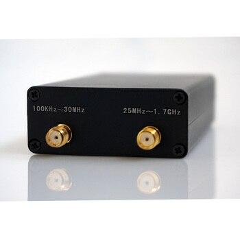 هام راديو استقبال 100 KHz-1.7 GHz كامل الفرقة الأشعة فوق البنفسجية HF RTL-SDR USB موالف RTLSDR USB دونغل مع RTL2832u R820t2 RTL SDR استقبال