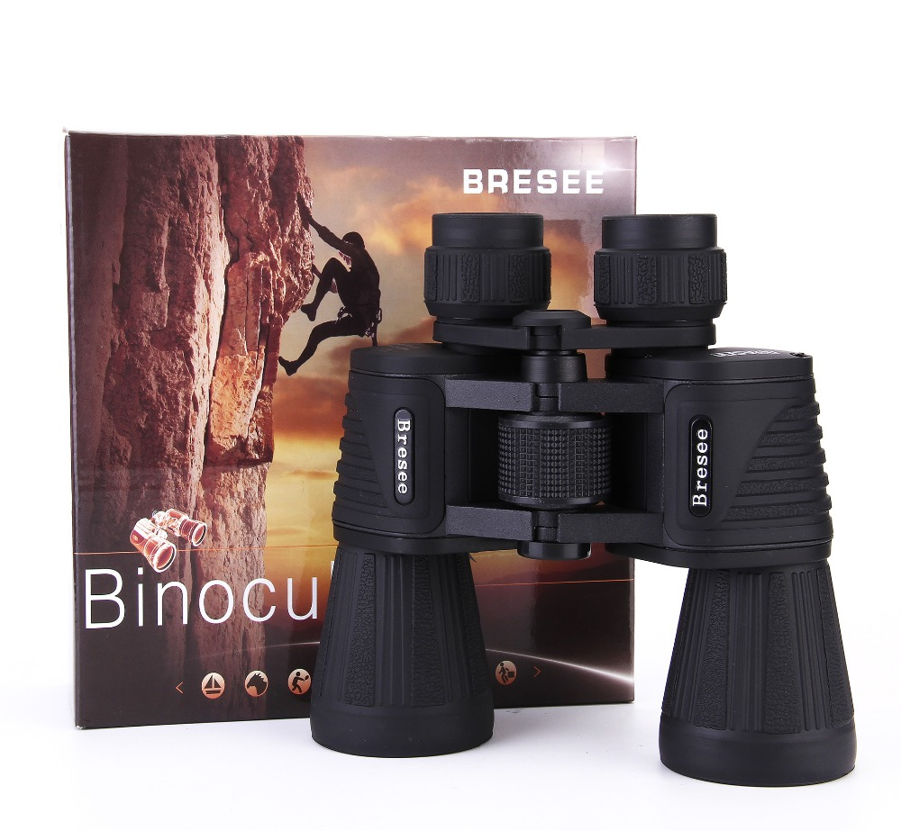 2016 New arrival 10x50 font b binocular b font Zoom Field glasses Great Handheld Telescopes hot