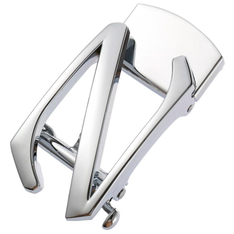 Hot Z Letter Automatic Buckling Belt Buckling Zinc Alloy Buckling Head Letter LY 136-690 Belt Buckle Accessories For Men