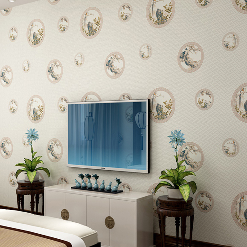 classic chinese wallpaper mural promotion-shop for promotional