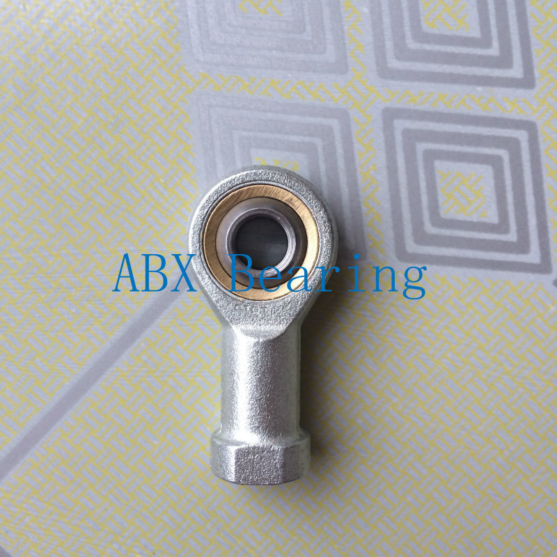 <font><b>8mm</b></font> bearing SI8T/K PHSA8 SI8 <font><b>rod</b></font> end joint bearing metric female right hand thread M8X1.25mm <font><b>rod</b></font> end bearing SI8 SI8TK image