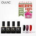 Top Popular Gel Polish Oulac Genuine High Quality UV Gel 12ml Soak off Gel Lacquer
