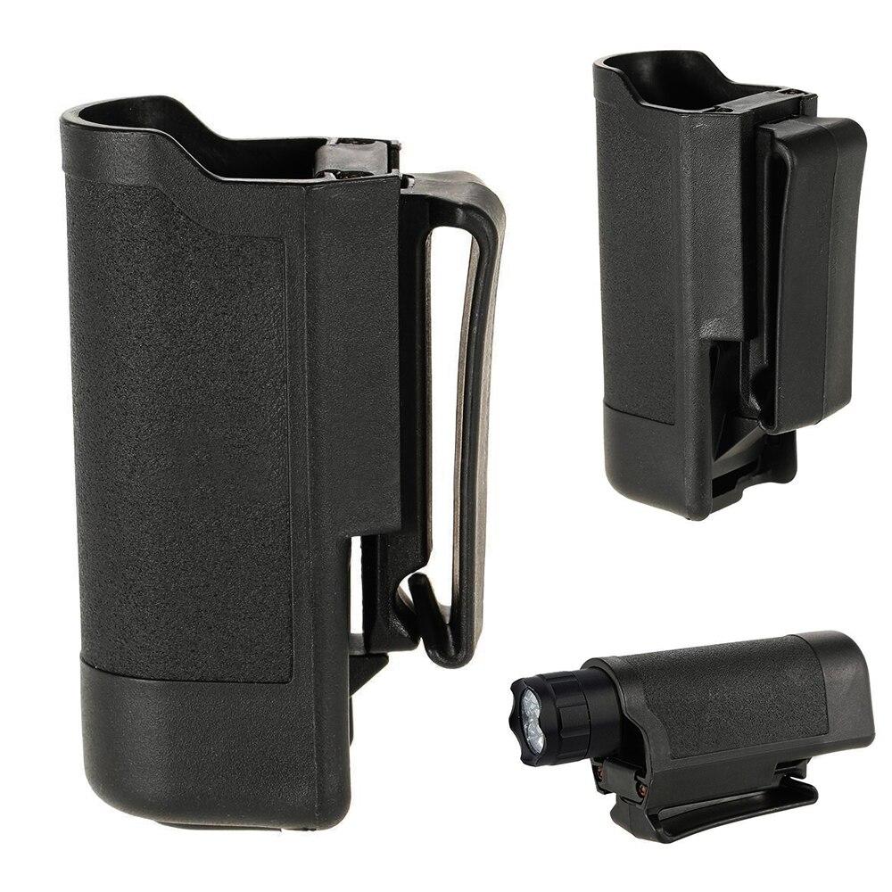 Nylon Holster Holder Pouch Belt Carry Case Bag for Flashlight Torch