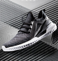 361 sports shoes men 2018 autumn new 361 degree woven soft bottom running shoes