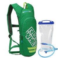 Backpack Bicycle Bags Outdoor Sports Bike Bag Running Water Bag Bladder Non-toxic Light Weight Rucksack