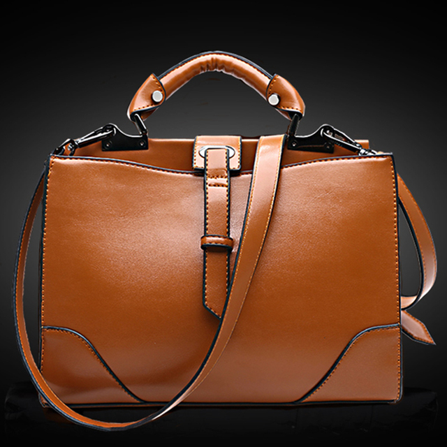 GZL Women fashion should bags PU leather double zipper handbags luxury crossbody bag female style totes HB0083