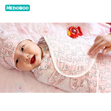 Medoboo Baby Sleeping Bag Sack Swaddle Wrap Envelope for Discharge Diaper Cocoon Newborns Maternity Hospital Kit
