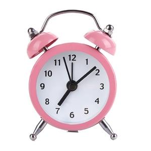 New Mini Round Alarm Clock Des