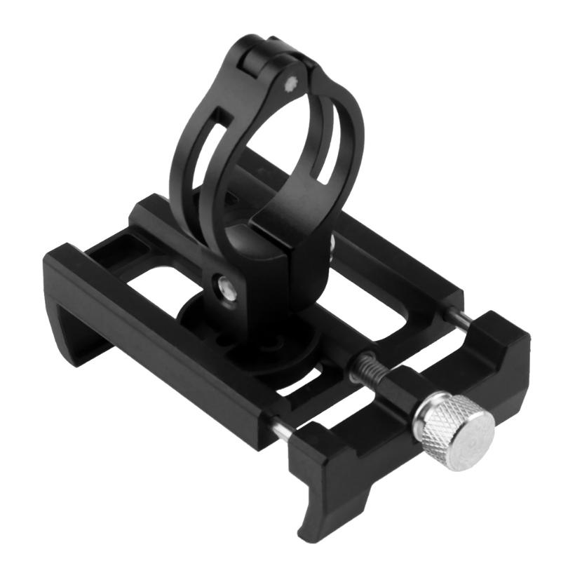 GUB G-84 Aluminum Bicycle Handlebar Adjustable Universal Bike Phone Stand Cycling Holder Mount Bracket Cycling Accessories