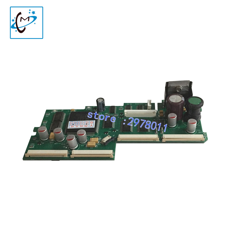 Hot sale !!! 4 color outdoor piezo photo printer lecai skycolor  printhead board for Encad novajet 750 printer Carriage Board brand new lecai inkjet printe spare parts novajet 750 1000i main board for sale
