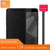 Global Version Original Xiaomi Redmi 4X 4 X 3GB RAM 32GB Mobile Phone Snapdragon 435 Octa Core 5.0 inch 4G LTE CE B4 B20 4100mAh