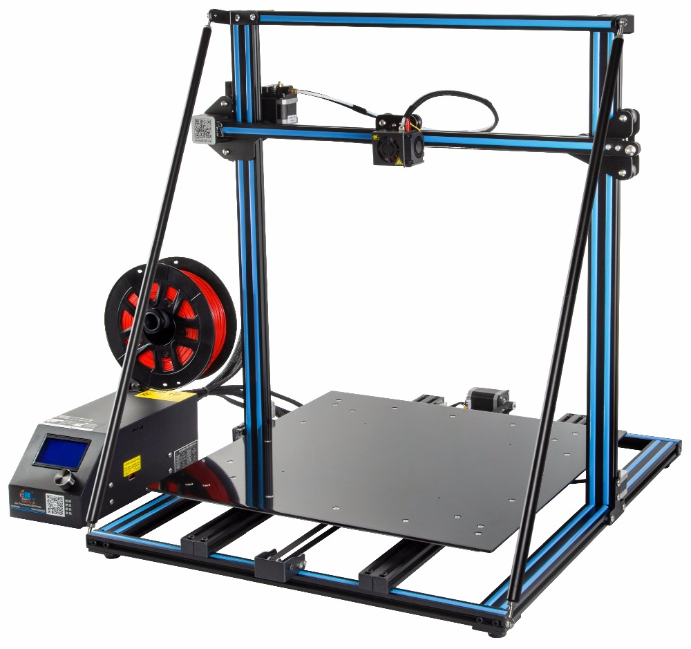 Новые обновления Запчасти CREALITY 3D-принтеры Поддержка набор стержень для Creality CR-10 CR-10S S5 3D-принтеры