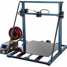 Yeni Yükseltme Parçaları CREALITY 3D Yazıcı Desteği Çubuk Set Creality için CR-10 CR-10S S5 3D Yazıcı