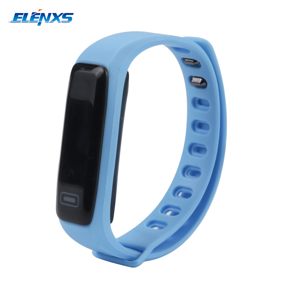 Bluetooth Pedometer Smart Band Heart Rate Fitness Tracker Monitor Fitness Smart Bracelet Monitor Cardiaco Wristbands