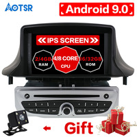 px5 px6Android 10 Car DVD CD Player GPS navigation for Renault Megane 3/Renault Fluence 2009+ car stereo head unit tape recorder