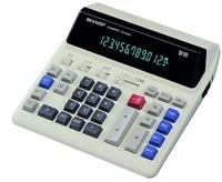 CS 2122H Plug Power LED Fluorescent Screen Computer Button Calculator Bank Finance Computer Calculated
