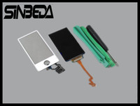 Sinbeda New LCD Touch Screen Digitizer Replacement For IPod Nano 7 LCD Display Touch Screen Glass