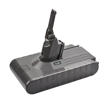 BATTOOL 21.6V 4000mAh Rechargable Li-ion Battery for Dyson V8 Handheld Vacuum Cleaner for Dyson V8 Fluffy V8 Absolute