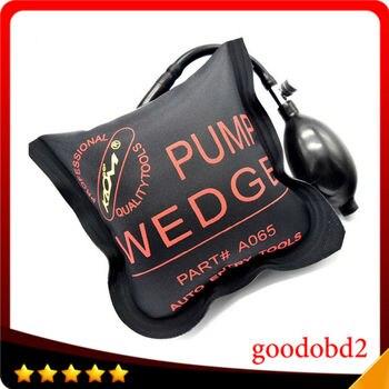 цена на 15pc/Bag KLOM PUMP WEDGE LOCKSMITH TOOLS Auto Canvas Air Wedge Airbag Lock Pick Set Opener Car Door Lock Medium pdr dent tool