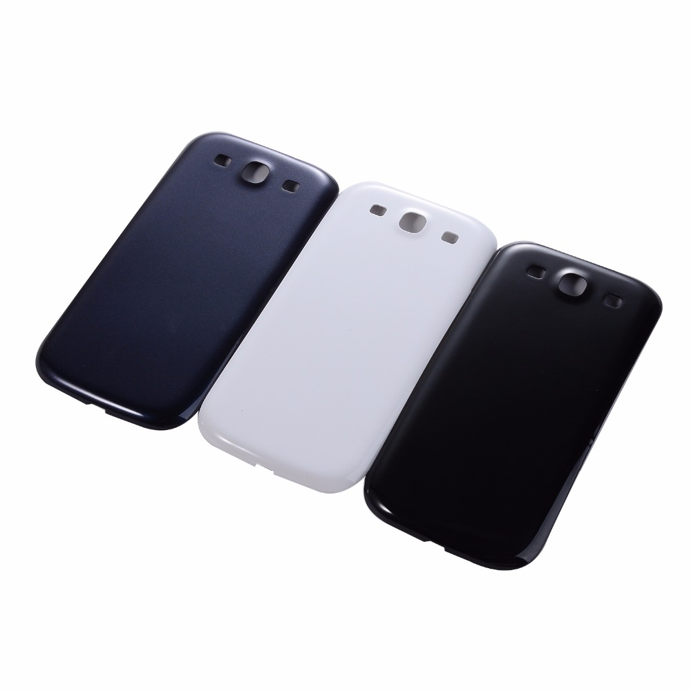 For Samsung S3 I9300 I9305 I9300i I535 T999 L710 Housing Battery Back Cover Rear Door Cover