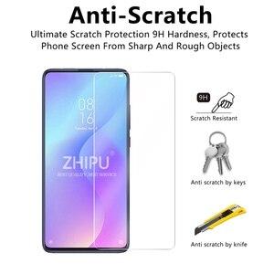 "Image 4 - 2 Pcs Gehärtetem Glas Für Xiaomi Mi 9T Screen Protector 2,5 D 9H Gehärtetem Glas Für Xiaomi Mi 9T Pro Mi9T Schutz Film 6.39"""