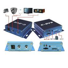 Мини C-DVR видео/аудио детектор движения TF карта рекордер для ip-камеры новое поступление дропшиппинг