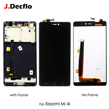 Authentic LCD Show For Xiaomi Mi 4i Mi4i Contact Display screen Digitizer with Body Full Meeting Alternative A+++ No Lifeless Pixel