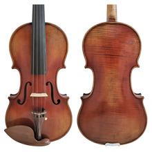 Free Shipping 100% Handmade Copy Stradivarius 1716 FPVN04 Oil Varnish Violin +  Carbon Fiber Bow  Foam Case брюки stradivarius stradivarius ix001xw00hep