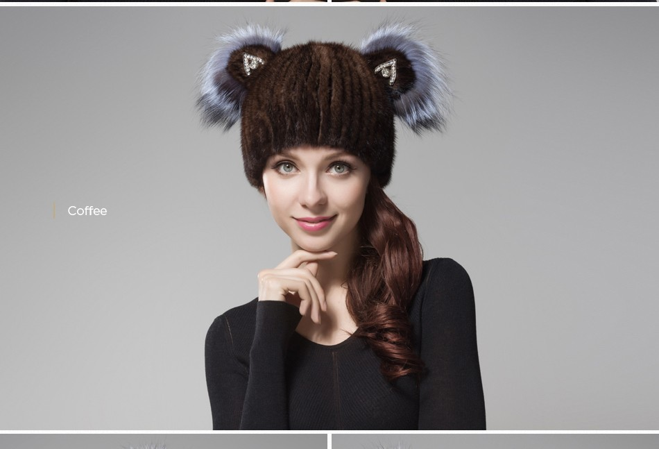 cat ear hat female winter PCM020 (22)