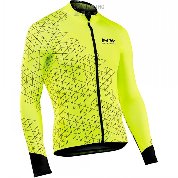 Bike-Shirt Bicycle-Clothing Cycling-Jerseys Long-Sleeves Northwave Maillot Ciclismo Autumn