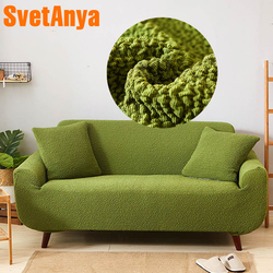 Svetanya Waterproof stretch slipcover sofa couch cover full case all inclusive non-slip Super stretch thick warm