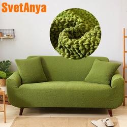 Svetanya Waterproof stretch slipcover sofa couch cover full case all inclusive non-slip Super stretch thick warm