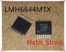 NEW 10pcs/lot LMH6644MT LMH6644MTX LMH6644 TSSOP-14