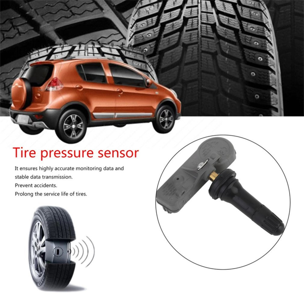Professional Tire Air Pressure Monitor System Sensor 4pcs Compatible Tire Pressure Sensor Professional font b TPMS