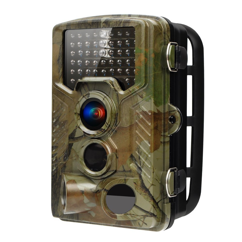 Wildlife Camera Trail Hunting Game Camera No Glow 16MP 1080P Motion Activated Infrared Night Version 2.4'' LCD Display free shipping wildlife hunting camera infrared video trail 12mp camera
