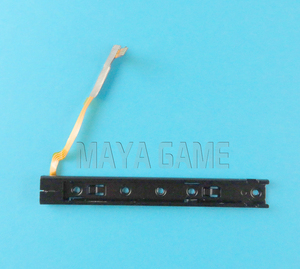 Image 4 - 6 adet orijinal sağ ve sol evrensel kaymak esnek kablo hattı Fix onarım nintendo anahtarı konsolu için NS NX yeniden