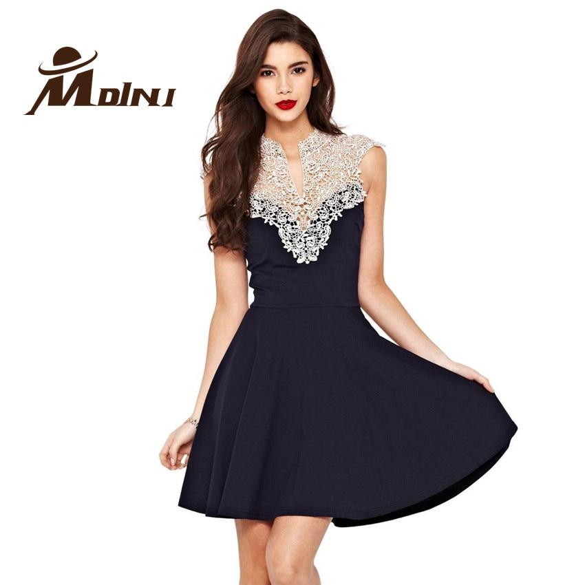 Women 39 s most popular elegant dress lace v neck summer for Most popular dress shirts